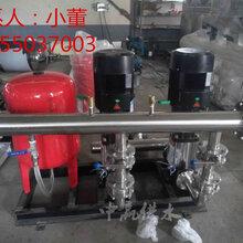 衡水市二次变频成套加压供水设备