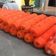 河道拦污设备治理水域环境浮筒设备厂家图片