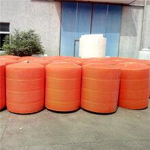 水電站攔污排攔污漂浮筒源于寧波柏泰科技公司圖片