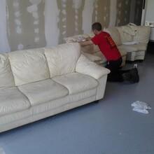 虎门专业从事沙发清洗服务沙发清洗图片