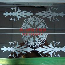 深圳彩色不锈钢蚀刻板钢板定做加工厂家图片
