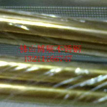 四川彩色真空电镀不锈钢管定做加工厂家图片