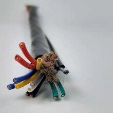 广州吊机专用电缆RVVG141.25mm2