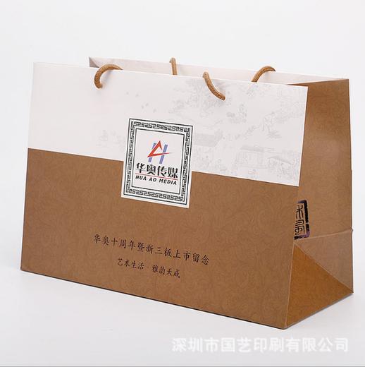 陽江精美手提袋廠家印刷,手提袋
