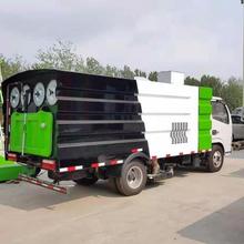 北京市专业从事扫路车性价比最高天宸环卫设备扫路车图片