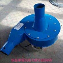 厂家直供粮食快速降温单管风机吸风机抽湿机