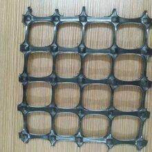 雙向拉伸塑料土工格柵的產品簡介和搭接方法圖片