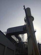 厂家生产自立式烟囱图片