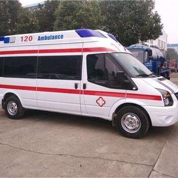 遵义长途救护车出租联系电话多少