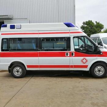 温州带呼吸机的救护车联系电话多少