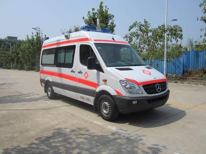 南平长途跨省救护车派车迅速