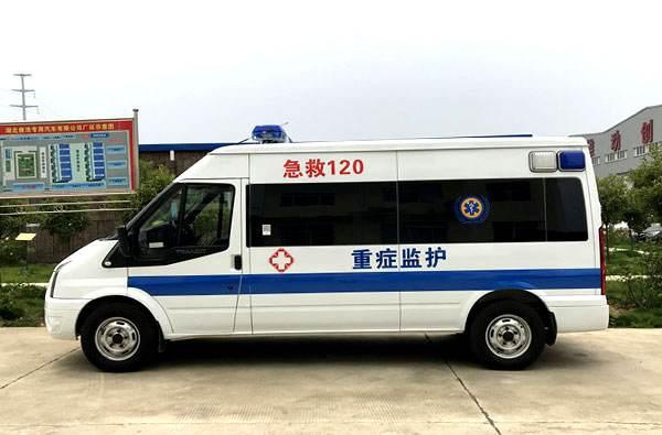 阜陽長途跨省救護車-點擊查看
