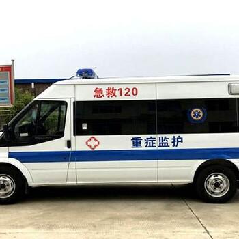 2019恩施救护车出租推荐、恩施救护车电话
