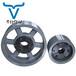 美標3V皮帶輪美標皮帶輪多種型號支持定制質量保證蘇州牛特
