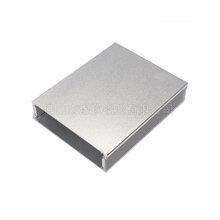 厂家定制仪表仪器电子金属电源铝外壳铝合金型材外壳CNC加工图片