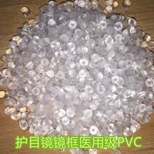 医用级护目镜PVC原料固定密封透明护目镜专用料(东莞)图片