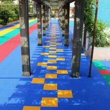 唐山悬浮地板幼儿园悬浮地板500500软悬浮地板品牌图片