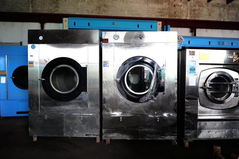 乌海新城区适用于洗涤棉织毛纺等衣物布草的二手洗涤机器