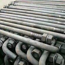 吉昊预埋螺栓基础螺栓厂家钢结构螺栓批发