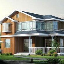 中配轻钢集成房屋绚丽多彩成为自建房的热门品牌