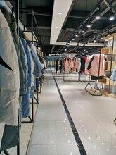 广州品牌折扣女装欧韩设计师风格19冬季新款羽绒服尾货走份货源图片