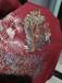 卡麗婭品牌折扣女裝重工藝刺繡毛衣庫存商品批發