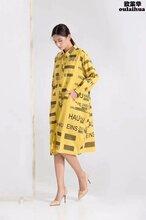 服装批发成熟独特设计连衣裙品牌折扣女装批发