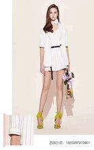 十大女裝品牌品牌折扣女裝一線品牌韓版修身款連衣裙