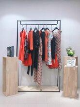 品牌折扣女裝原創設計師品牌簡約大氣款連衣裙