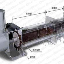 2019造纸污水处理设备报价WYDL(25万)不锈钢403叠螺式污泥脱水机