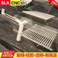 東莞3d打印手板模型cnc軟膠鋁合金ABS手板打樣圖片