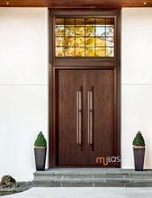 Mulas慕拉斯廠家高定制銅門、鋁門、巖板門全國招商代理、合作圖片