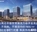 京雄世贸港领秀城-  性价比最高的均价 投资价值图片