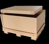 无锡专业制造重型纸箱供应商中富达包装装璜重型纸箱