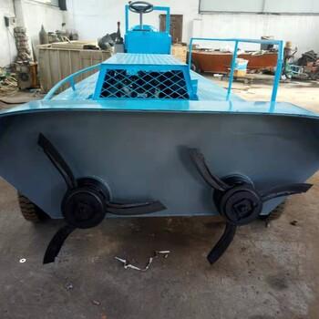 海南专业制造除草船哪家比较好碎草船