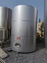常州二手不銹鋼儲罐供貨商圖片