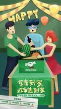 黃南京東到家代運營公司圖片