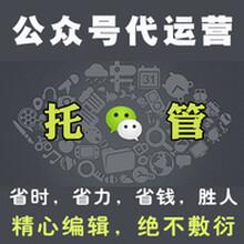 宜昌公眾號托管代運營圖片