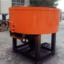 怒江加湿双轴混合机轮碾机供应商湿碾机图片