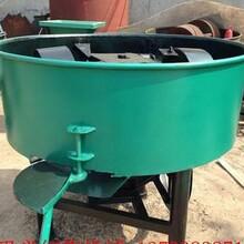 赣州加湿双轴混合机轮碾机哪家专业湿碾机轮碾机厂家图片