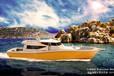 供應23米海釣艇LB80游釣艇遠洋游釣艇為釣魚者定做的游艇