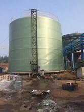 忻州玻璃钢立式储罐厂家厂家专业定制玻璃钢现场罐图片