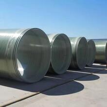 开封玻璃钢管道厂家批发玻璃钢风管厂家专业定制图片