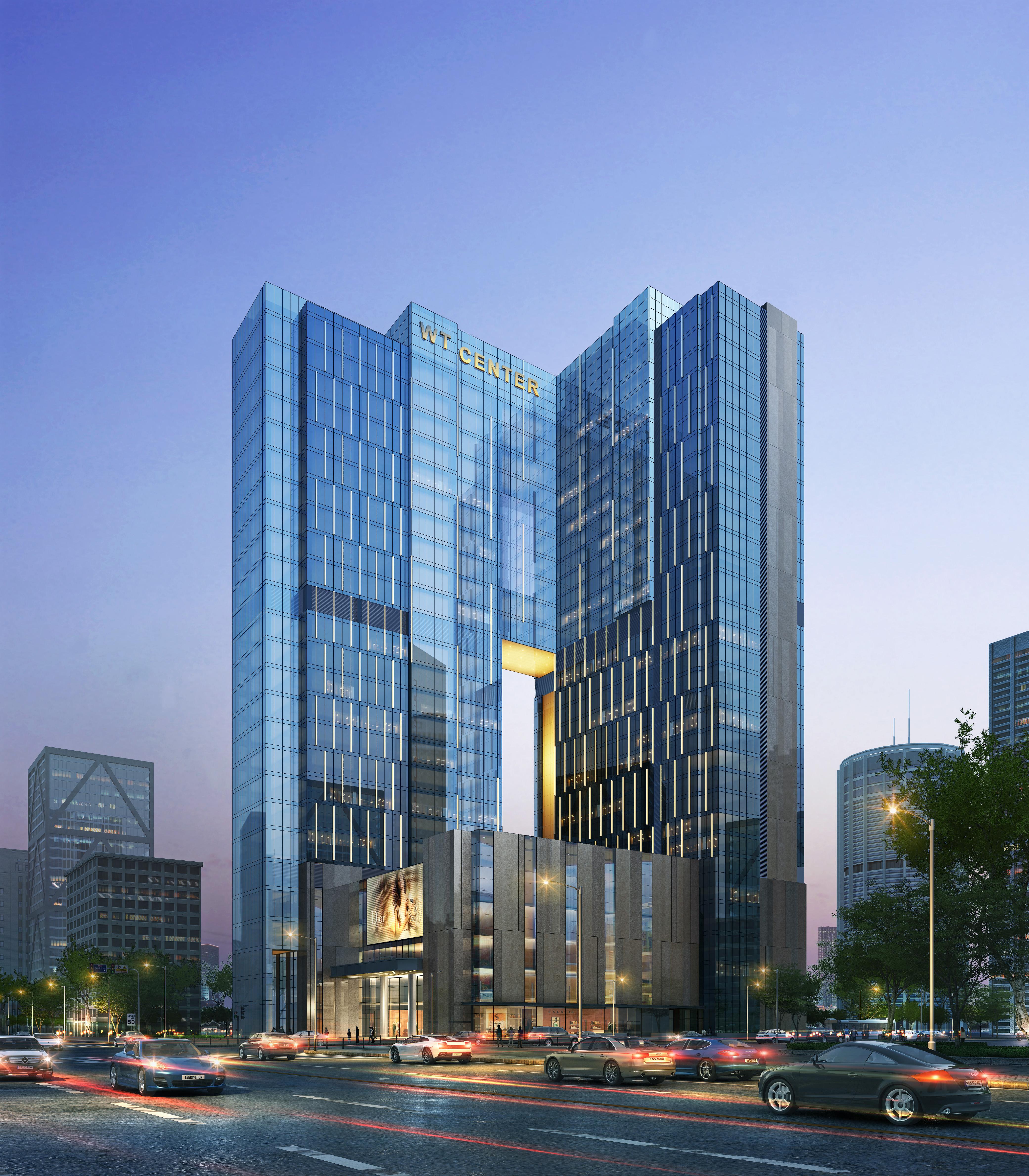 深圳办公室装修公司哪家好天幕墙装饰工程装修