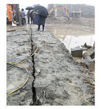 南宁公路边坡硬石清除产量高的办法公司图片
