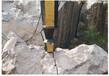 湖州礦山爆破開采硬石頭開石器廠家批發