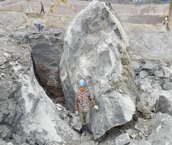 静态大型矿山开采机宣城