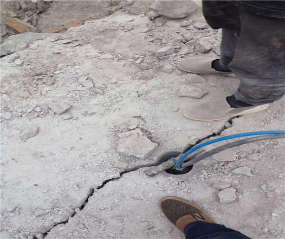济宁石料开采机矿山不能放炮高产量厂家价格