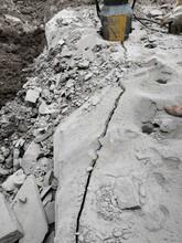 土石方工程開挖有硬石不能爆破佳木斯批發價圖片