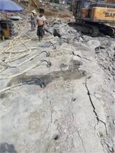 黔南露天采矿剥离硬石怎么开采石头怎样图片